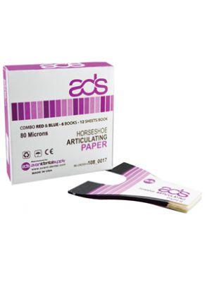 |کاغذ آرتیکولاسیون دندانپزشکی ۷۲ عددی اونت دنتال