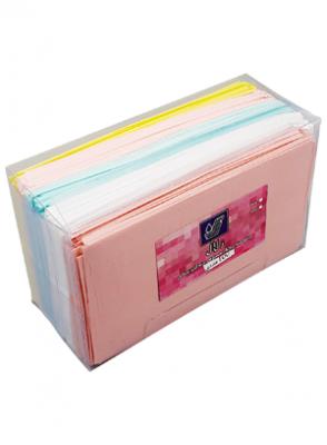 |پیشبند یکبار مصرف تاشده جعبه ای 600 گرمی 20 جعبه 100 عددی برند زلال طب شیمی